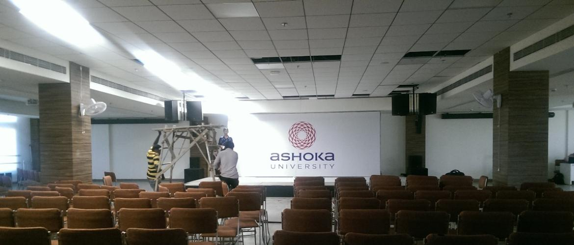 Ashoka University Auditorium